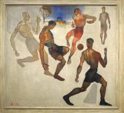 Александр Александрович Дейнека (1899-1969) Футбол