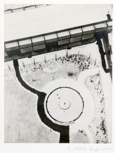 László Moholy-Nagy From the radio tower, Berlin, 1928 Gelatin silver print, 28 x 21.3 cm