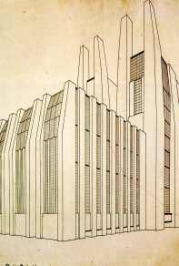 Mario Chiattone building