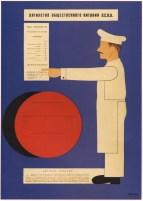 Soviet five-year plan propaganda poster1