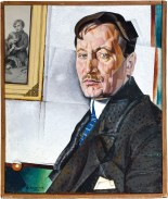 ЮРИЙ АННЕНКОВ Портрет Александра Николаевича Тихонова. 1922
