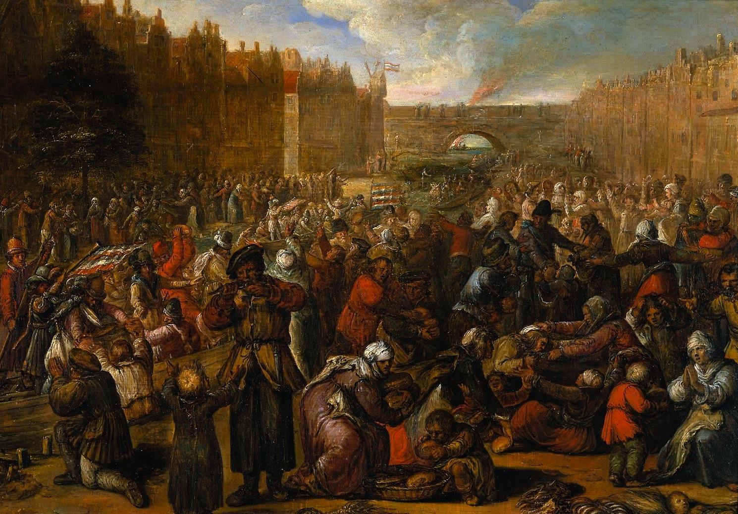 The English bourgeois revolution