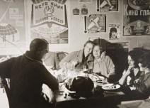 In the workshop of Rodchenko and Stepnova, 1925