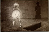 Alfred Kubin, The Egg 1901-1902