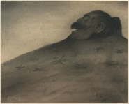 Alfred_Kubin_-_Dolmen,_c._1900-1902_-_Google_Art_Project