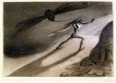 Kubin Mann im Sturm(1)