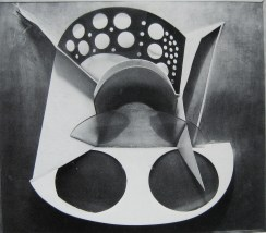 Antoine Pevsner, Bust 1923-24