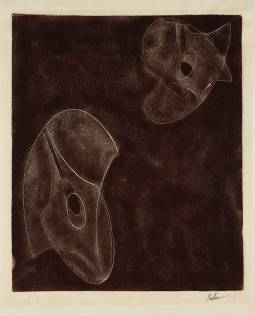 [no title] 1950 by Naum Gabo 1890-1977