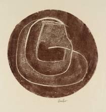 [no title] circa 1955 by Naum Gabo 1890-1977