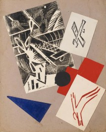 Olga Rozanova, War (1916)1