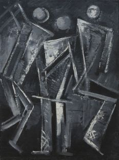 Varvara Stepanova, Drie figuren 1920