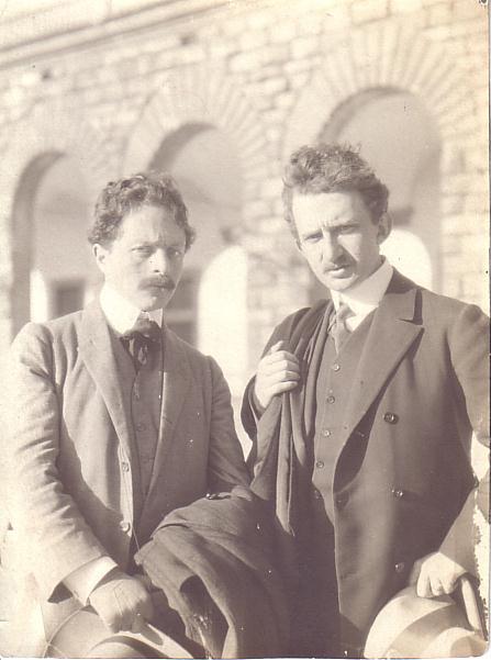 balazs-bela- with lukacs 1913
