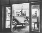 Hans Poelzig Architekt 1927 Wohnhaus, Architektur Anlaß- Ausstellung, Die Wohnung, 1927, Stuttgart1