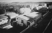 Richard Döcker, Stuttgart Weißenhofsiedlung, Rathenaustraße 1929