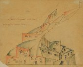 N. Ladovsky- Architectural phenomenon of a communal house 1920