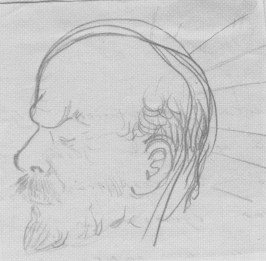 Vladimir Ilyich Lenin. Author unknown. Undated