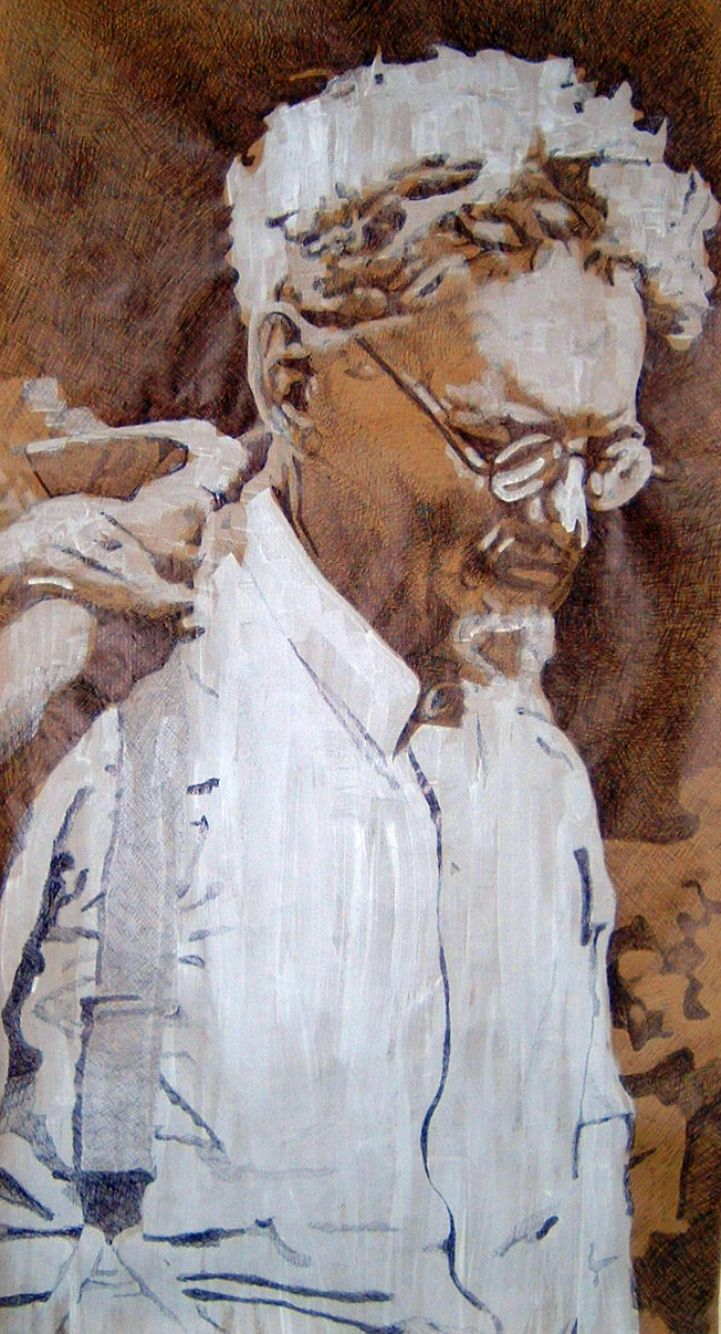 Trotsky_Drawing_by_dannyvile