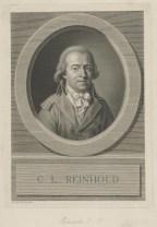 Bildnis des C. L. Reinhold Johann Heinrich Lips - um 1800 - Leipzig, Universitätsbibliothek Leipzig