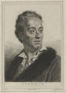 Bildnis des Denis Diderot François Jacques Dequevauviller - 1817_1848 - Berlin, Staatsbibliothek zu Berlin