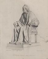 Bildnis des Francois-Marie Arouet de Voltaire Jacopo Bernardi (1808) - 1823_1847 - Berlin, Staatsbibliothek zu Berlin