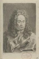 Bildnis des Gottfried Wilhelm von Leibniz Jean-Charles François (zugeschrieben) - 1761_1765 - Berlin, Staatsbibliothek zu Berlin