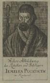 Bildnis des Iemelka Pugatscew - Berlin, Staatsbibliothek zu Berlin