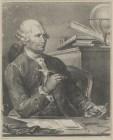 Bildnis des Jean Le Rond d'Alembert unbekannter Künstler - 1801_1850 - Münster, LWL-Museum für Kunst und Kultur