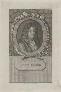Bildnis des Jean Racine Carl Christian Glassbach - 1766_1789 - Halberstadt, Gleimhaus
