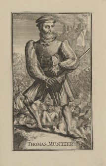 Bildnis des Thomas Muntzer Romeyn de Hooghe - 1701 - Coburg, Kunstsammlungen der Veste Coburg