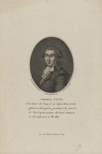Bildnis des Thomas Paine Auguste Sandoz - 1786_1802 - Coburg, Kunstsammlungen der Veste Coburg