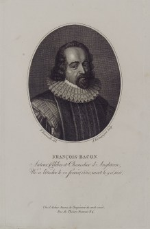 Bildnis Francis Bacon, 1618 baron Verulam, 1620 viscount St. Albans François Bonneville (1793) - Wolfenbüttel, Herzog August Bibliothek