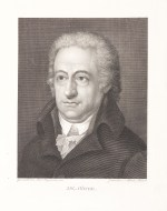 Bildnis Johann Wolfgang Goethe (1782 von) Ferdinand Jagemann - Wolfenbüttel, Herzog August Bibliothek