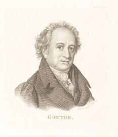 Bildnis Johann Wolfgang Goethe (1782 von) George Dawe - Wolfenbüttel, Herzog August Bibliothek