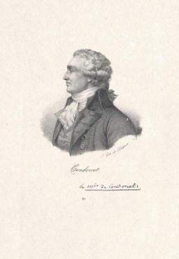 Condorcet, Antoine Marquis Wien, Österreichische Nationalbibliothek, Bildarchiv und Grafiksammlung 2