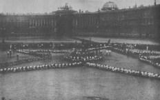 GREAT SOVIET GYMNASTIC DISPLAY