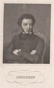 Puschkin, Alexander Sergejewitsch Wien, Österreichische Nationalbibliothek, Bildarchiv und Grafiksammlung 2