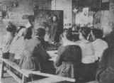 SCHOOL FOR ILLITERATES