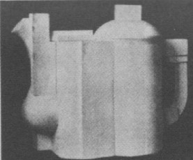 """""""SUPREMATIST"""" POTTERY FROM THE FORMER IMPERIAL POTTERY FACTORY"""