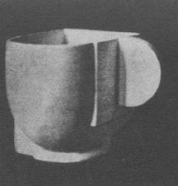 """SUPREMATIST"" POTTERY FROM THE FORMER IMPERIAL POTTERY FACTORY"