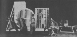 "THE ""CONSTRUCTIVIST"" STAGE IN THE MAYER HOLD THEATRE"