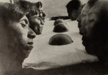 Funeral ceremony of the Mayan Indians