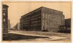 Hans Poelzig (1869-1936) Aufstockung des Hotels Kaiserhof bzw. Hochhaus auf dem Grundstück Wilhelmstraße 78, Berlin-Mitte (1926)