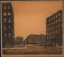 Hans Poelzig (1869-1936) Augustusplatz, Leipzig. Neugestaltung1