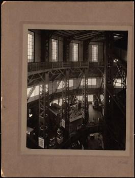 Hans Poelzig (1869-1936) Ausstellungs- und Wasserturm, Posen (1910-1911)