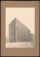 Hans Poelzig (1869-1936) Bankgebäude, Dresden (1918-1921)b