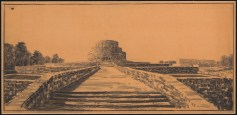 Hans Poelzig (1869-1936) Bebauung von Lehmanns Felsen, Halle_Saale (1927)a