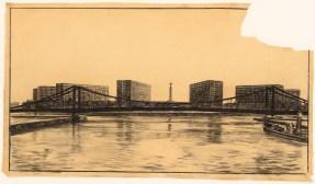 Hans Poelzig (1869-1936) Erweiterung des Reichstags und Neugestaltung des Platzes der Republik, Berlin-Tiergarten (1929)y