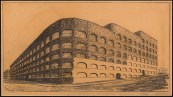 Hans Poelzig (1869-1936) Fabrik Sigmund Goeritz AG, Chemnitz (1924-1926)