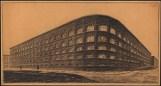 Hans Poelzig (1869-1936) Fabrik Sigmund Goeritz AG, Chemnitz (1924-1926)y