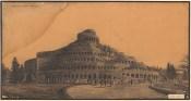 Hans Poelzig (1869-1936) Festspielhaus Salzburg (1920-1922)a